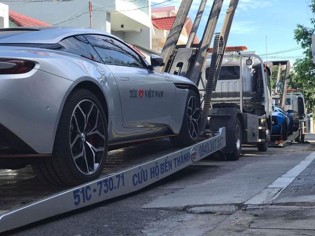 Hai siêu xe cực độc của đại gia Vũng Tàu chính thức Bắc tiến để tham dự Car Passion 2019 - Ảnh 2.