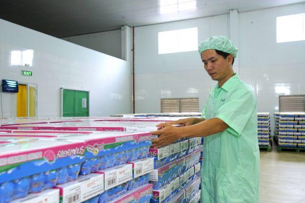 NutiFood xuất khẩu nhóm sản phẩm dinh dưỡng thứ hai vào thị trường Mỹ 4