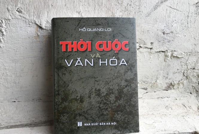 Bìa sách Thời cuộc và văn hóa