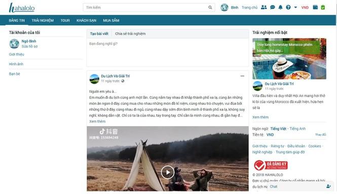 Lần đầu tiên có mạng xã hội của người Việt - ảnh 1