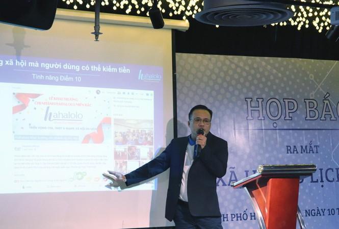 Mạng xã hội du lịch đầu tiên của người Việt vừa được ra mắt sáng 10/6.