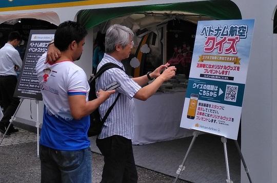 Khách Nhật xếp hàng dài tìm hiểu về sản phẩm du lịch Việt Nam - Ảnh 6.