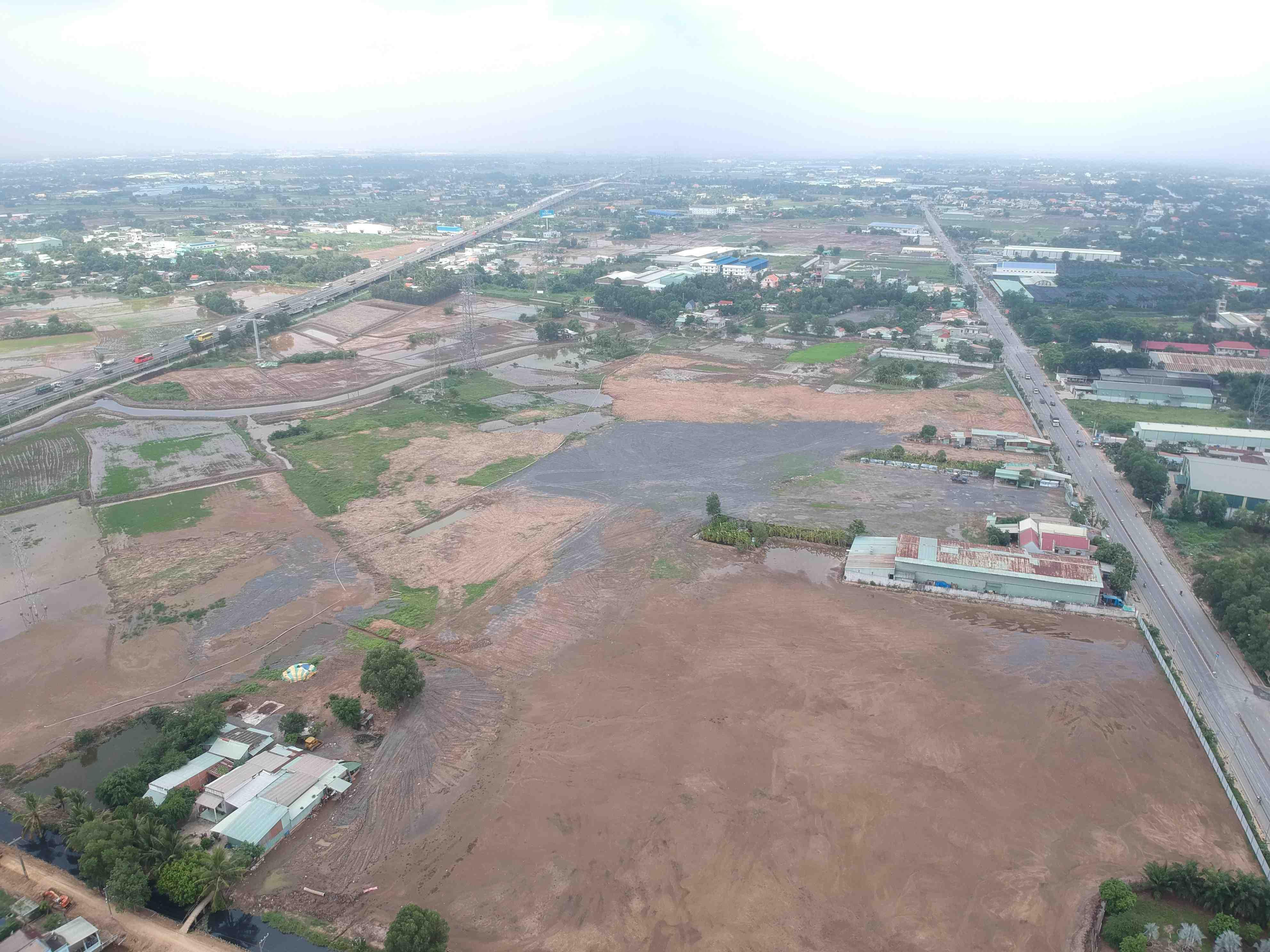 Bất động sản - Dự án An Lạc Riverside: Chưa xong cơ sở hạ tầng sàn môi giới đã rao bán rầm rộ