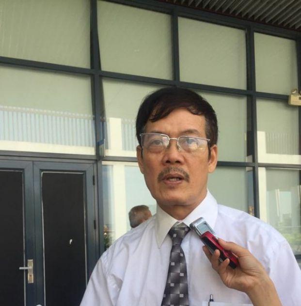 Bác sĩ Nguyễn Chí Bình, Khoa Tim mạch – Hô hấp, Bệnh viện Lão khoa Trung ương
