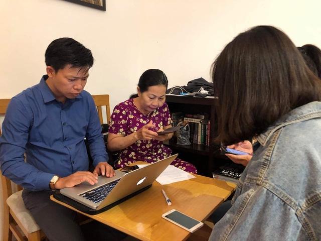 Luật sư Nữ đang tư vấn pháp lý cho nữ sinh bị nhân viên hãng xe Phương Trang sàm sỡ
