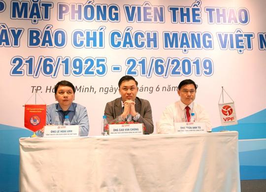 Phó chủ tịch VFF: Không đợi tháng 10 mới đàm phán với thầy Park - Ảnh 2.