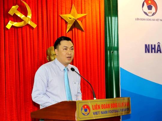 Phó chủ tịch VFF: Không đợi tháng 10 mới đàm phán với thầy Park - Ảnh 1.