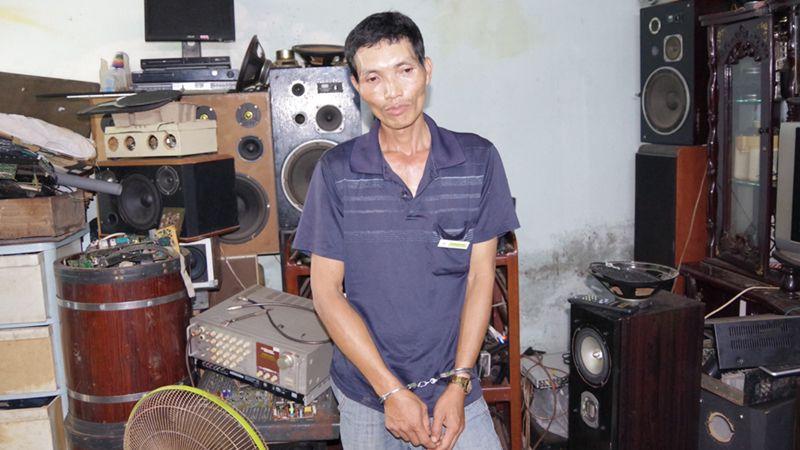 An ninh - Hình sự - Bà Rịa - Vũng Tàu: Bắt quả tang đối tượng mua bán ma túy có 'hàng nóng'
