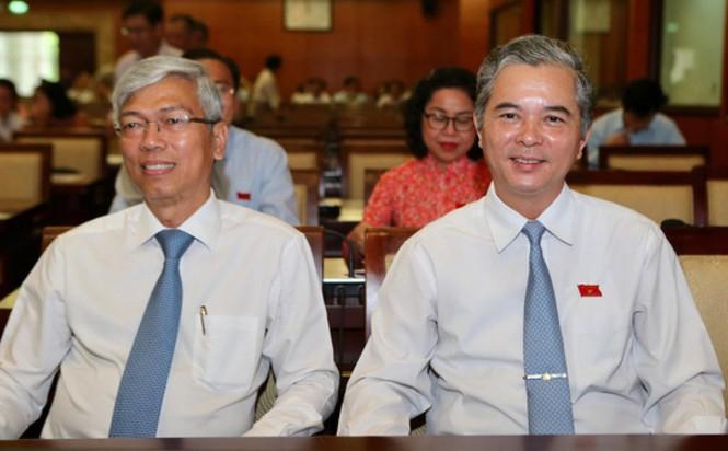 Phân công nhiệm vụ cho 2 tân Phó Chủ tịch UBND TPHCM  - ảnh 2