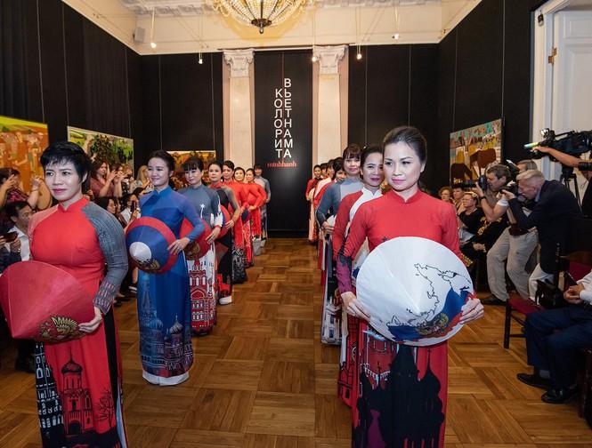Minh Hạnh và cuộc trình diễn ở Bảo tàng Phương Đông (Nga) - ảnh 1