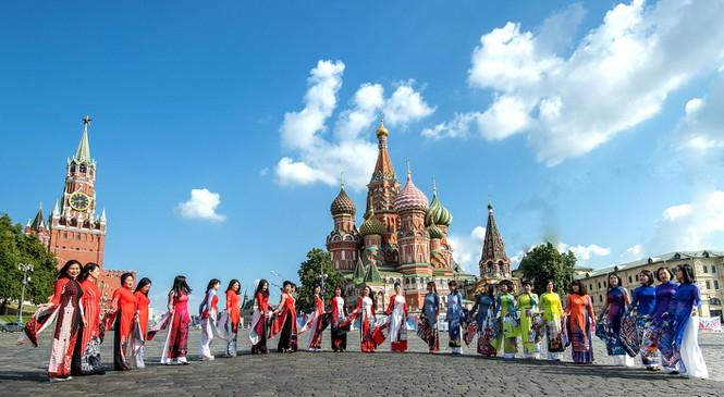 Minh Hạnh và cuộc trình diễn ở Bảo tàng Phương Đông (Nga) - ảnh 5