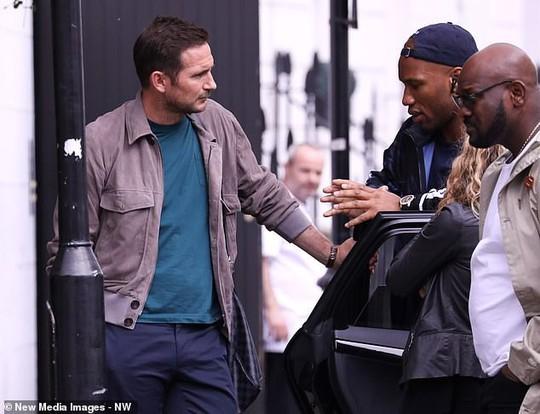 Chelsea đang đàm phán mời lại Frank Lampard - Ảnh 3.