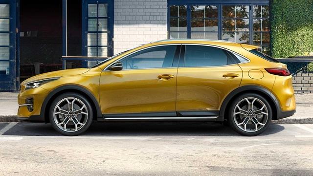 SUV đô thị Kia XCeed đẹp như xe Âu tiếp tục lộ nội thất giống Telluride - Ảnh 2.