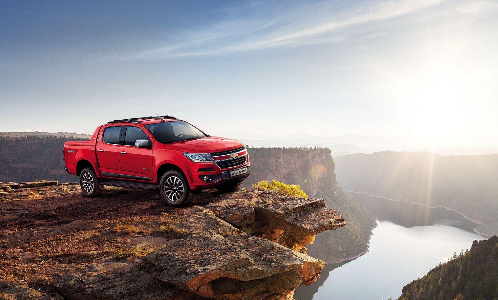 Cuộc sống số - Chevrolet Trailblazer và Colorado - bộ đôi SUV và bán tải sáng giá