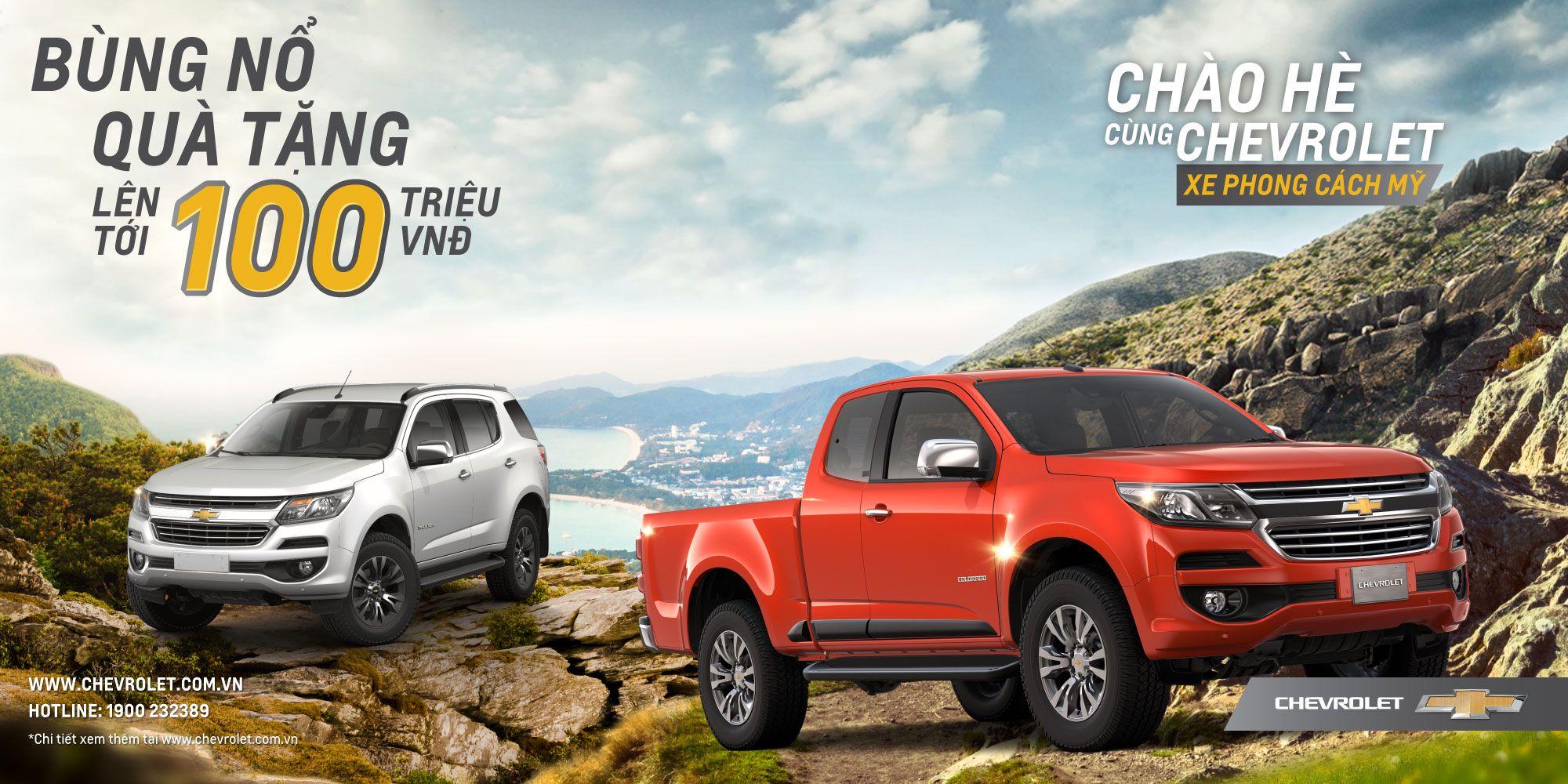 Cuộc sống số - Chevrolet Trailblazer và Colorado - bộ đôi SUV và bán tải sáng giá (Hình 2).