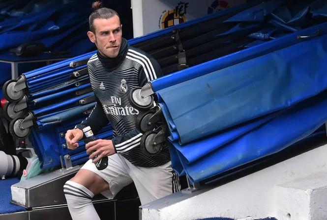 Gareth Bale đối mặt tương lai u ám tại Real Madrid.