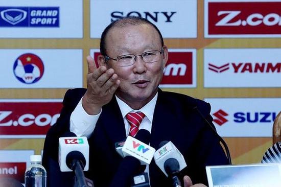 Đại diện HLV Park Hang Seo chính thức thông báo về việc gia hạn hợp đồng - Ảnh 1