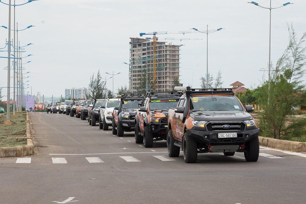 Thú chơi xe - Ngày hội bán tải 3 miền: Sân chơi thú vị cho chủ xe bán tải Việt Nam