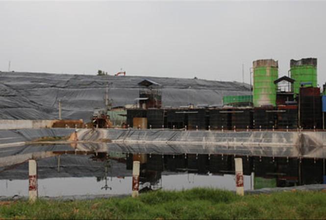 Bãi rác Nam Sơn - Khu xử lý rác thải lớn nhất Thủ đô sắp quá tải