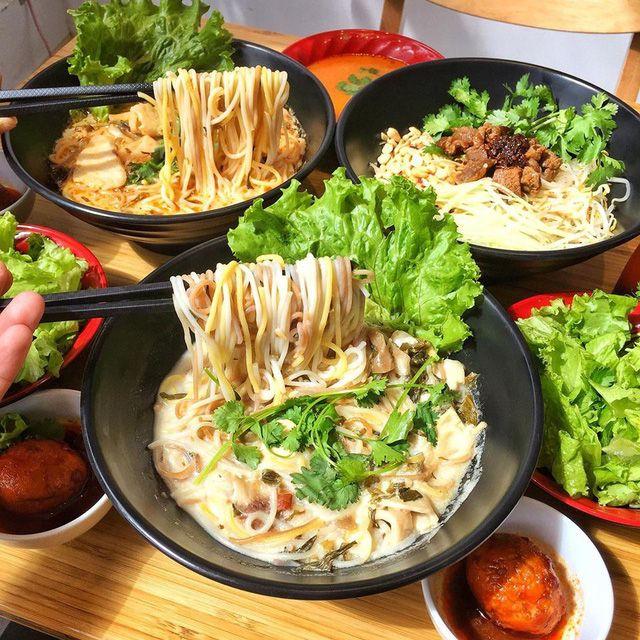 Mỳ cá Sakami – Top cửa hàng ăn sáng ngon nhất Hà Nội - Ảnh 2.