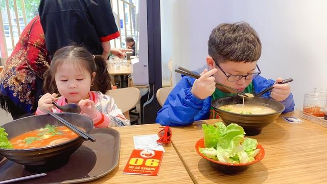 Mỳ cá Sakami – Top cửa hàng ăn sáng ngon nhất Hà Nội - Ảnh 3.