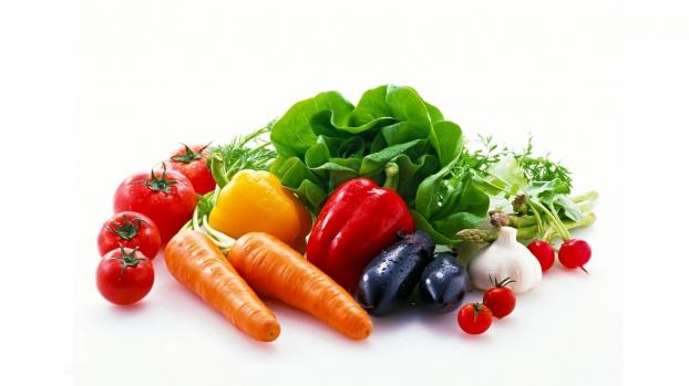 Ăn rau củ quả là cách cô chọn để giữ thân hình trẻ trung dù ngoại tứ tuần.