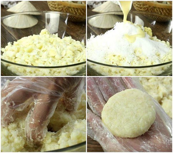 3 cách làm bánh khoai tuyệt ngon, ăn hoài không ngán  - Ảnh 10.