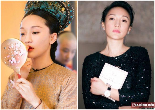 Một trong Tứ đại Hoa đán của điện ảnh Trung Hoa - Châu Tấn.