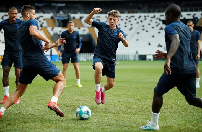 HLV Lampard tin dàn sao trẻ trước trận gặp Liverpool - Ảnh 2.