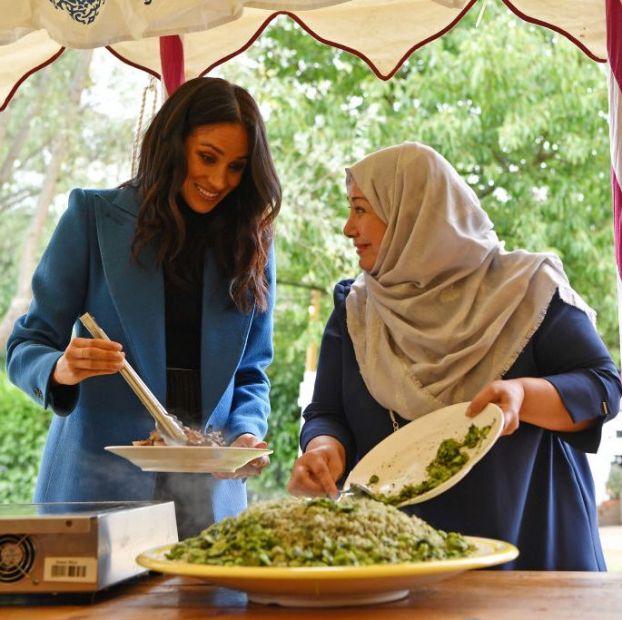 Là một người sành sỏi về ẩm thực, công tước Hoàng gia Anh Meghan Markle biết lựa chọn cho mình những thực phẩm có lợi cho sức khỏe.