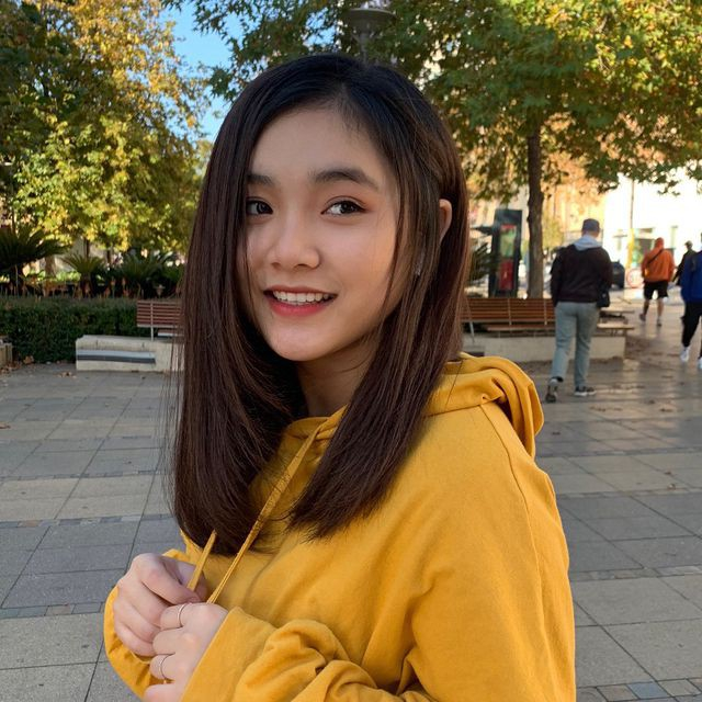 Nữ du học sinh Việt tại Úc gây thương nhớ bởi gương mặt khả ái - ảnh 1