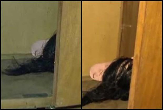 Phát hiện đầu người với mái tóc dài lộ ra trong tủ quần áo, cô gái hoảng hồn báo cảnh sát nhưng chủ nhà lại gây bất ngờ khi có thái độ dửng dưng - Ảnh 1.