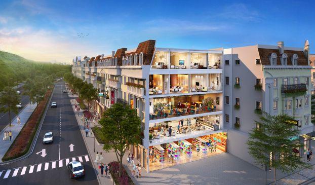 Shophouse Europe sẽ biến hóa thành nhiều khu dịch vụ khác nhau để kích thích chi tiêu của du khách (3)