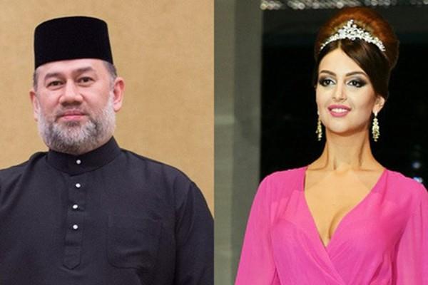 Giữa thông tin sốc chồng - cựu Quốc vương lấy vợ khác, phản ứng của Hoa khôi Nga như thế nào? - Ảnh 1.