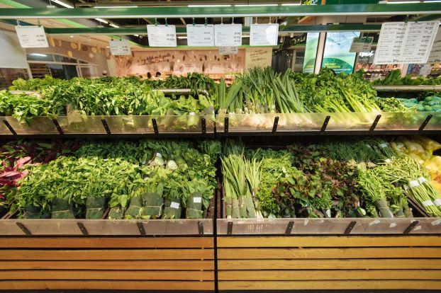 Vị 'khách hàng xanh' đặc biệt ở siêu thị VinMart 1