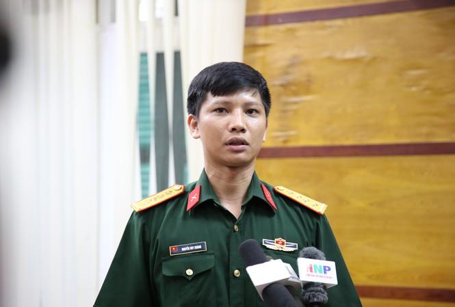 Đại úy Nguyễn Duy Khánh là 1 trong 129 Bí thư chi đoàn tiêu biểu làm theo lời Bác của các tỉnh, thành đoàn cụm Đồng bằng sông Hồng năm 2019