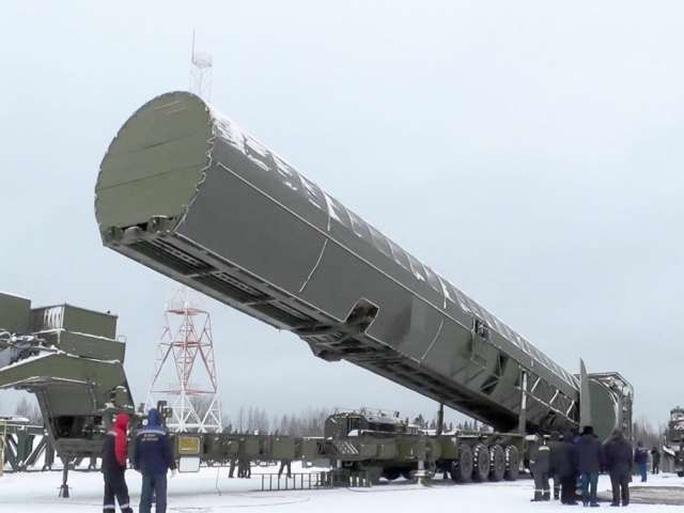 Nga tuyên bố chiến thắng trong cuộc đua vũ trang mới - Ảnh 2.