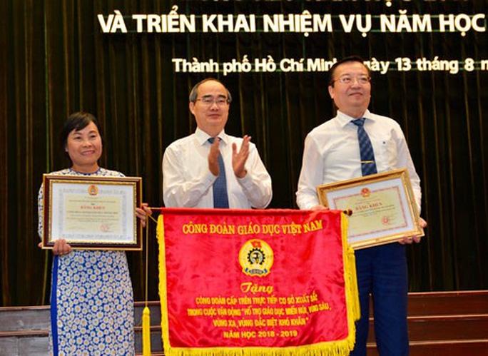 Giáo dục TP HCM hướng đến chất lượng quốc tế - Ảnh 1.