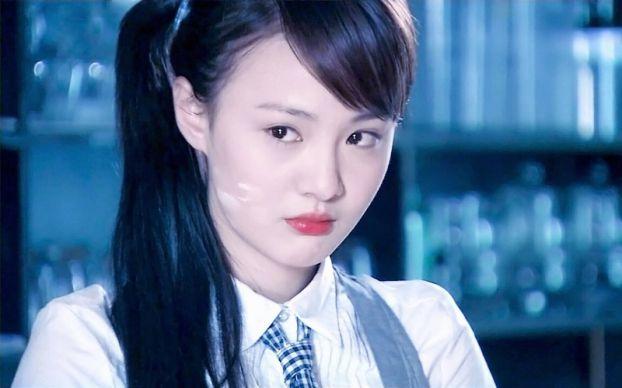 Trịnh Sảng khi đóng vai Sở Vũ Tiêm trong Cùng ngắm mưa sao băng - tác phẩm đưa tên tuổi cô lên hàng sao.