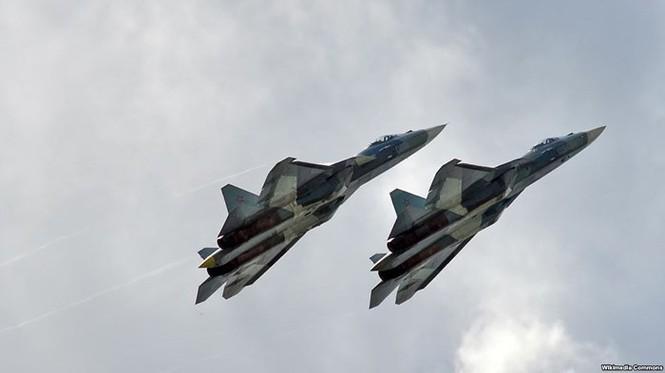 Sức mạnh têm kích Su-57 được biên chế cho quân đội Nga - ảnh 3