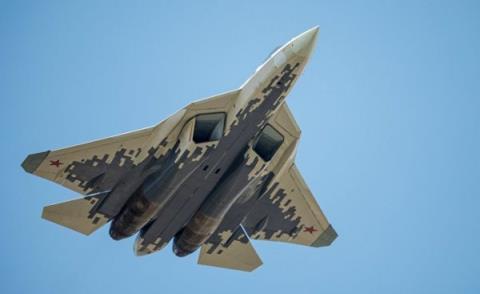 Sức mạnh têm kích Su-57 được biên chế cho quân đội Nga - ảnh 2