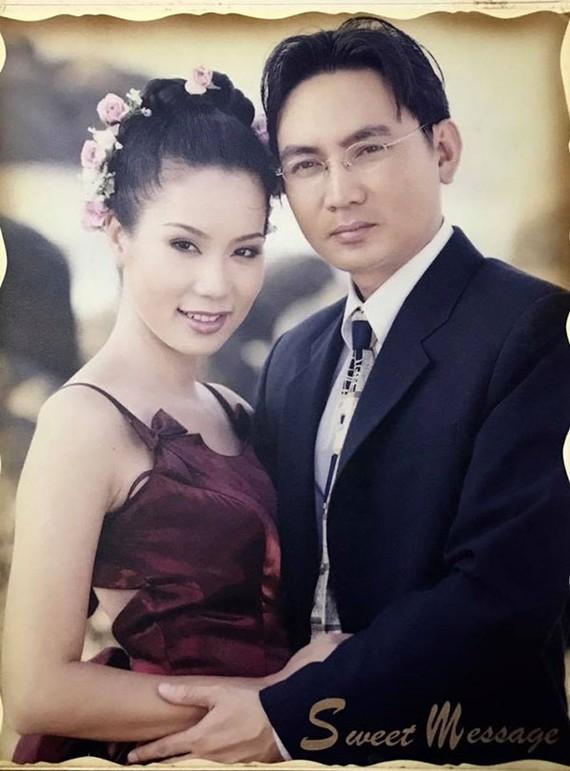 Hôn nhân 19 năm của Á hậu Trịnh Kim Chi và chồng đại gia - Ảnh 1.