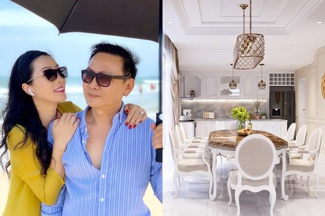 Hôn nhân 19 năm của Á hậu Trịnh Kim Chi và chồng đại gia - Ảnh 10.