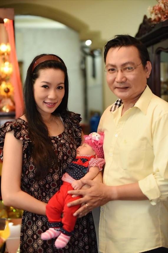 Hôn nhân 19 năm của Á hậu Trịnh Kim Chi và chồng đại gia - Ảnh 3.