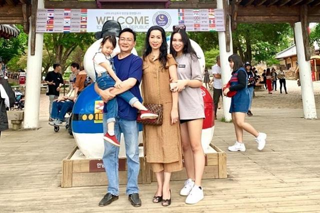 Hôn nhân 19 năm của Á hậu Trịnh Kim Chi và chồng đại gia - Ảnh 8.