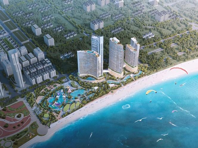 Vì sao SunBay Park Hotel & Resort Phan Rang hấp dẫn nhà đầu tư? - ảnh 1
