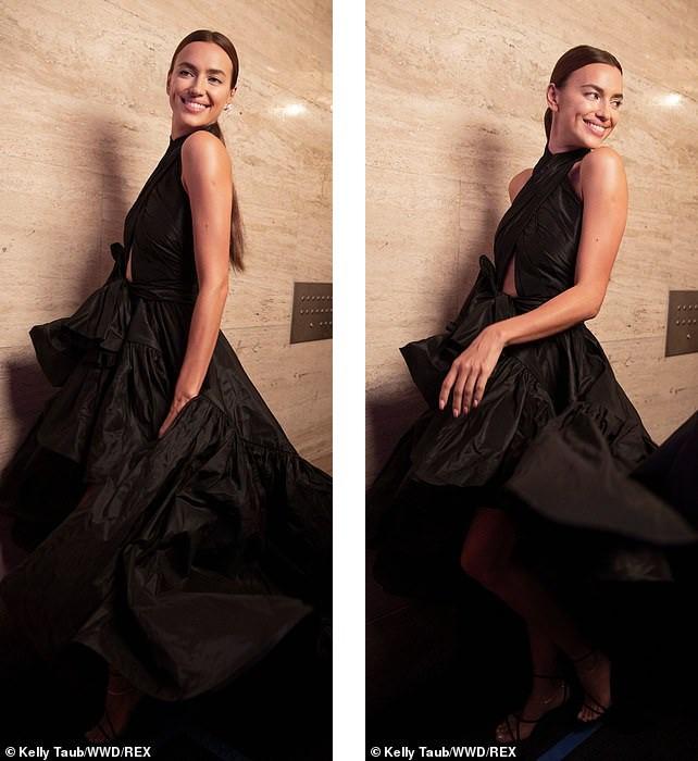 Irina Shayk và Candice Swanepoel đẹp động lòng người gây 'bão' sàn catwalk  - ảnh 2