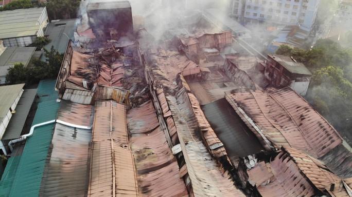 Chính phủ giao Bộ Công an chỉ đạo điều tra vụ cháy nhà máy Rạng Đông - Ảnh 1.